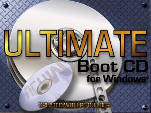 Logo Ultimate Boot CD