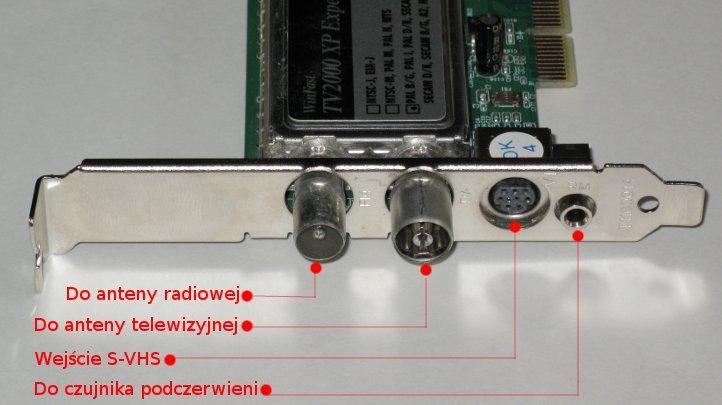 Tuner Telewizyjny W Komputerze